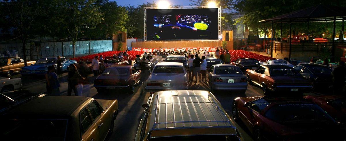 Resultado de imagen de cines verano madrid